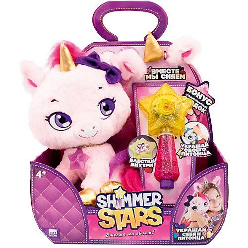 """Плюшевый единорог """"SHIMMER STARS"""", 20см, 1/4 от Shimmer Stars"""