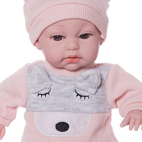 Пупс Junfa в костюмчике и шапочке от Junfa Toys