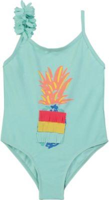 Billieblush Baby-M/ädchen Badeanzug