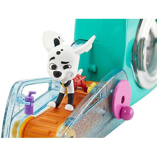 """Игровой набор Disney """"Улица 101 Далматинца"""" Управляй прачечной с Дельгадо от Mattel"""