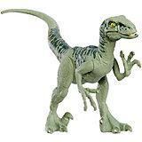 "Фигурка динозавра Jurassic World ""Атакующая стая"", Велоцираптор Чарли"