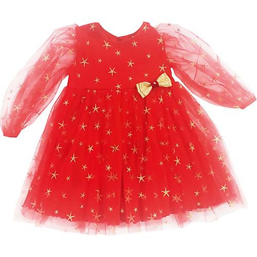 Нарядное платье Candy`s - красный