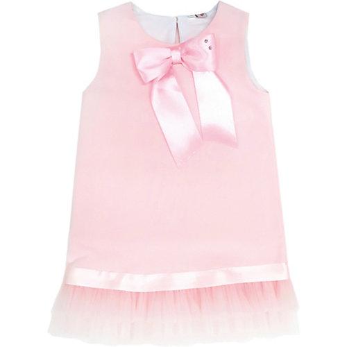 Нарядное платье Candy`s - розовый