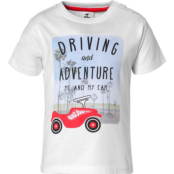 Bobby Car Baby T-Shirt
