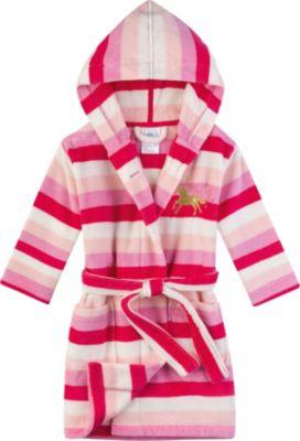 Sterntaler Bademantel Baylee rose puder rose 104 Baby Kleinkinder Mantel