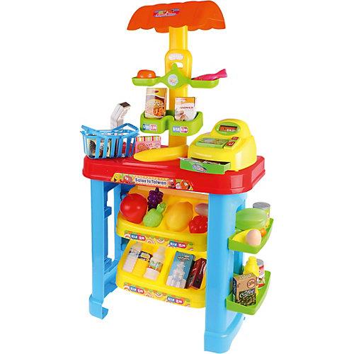 """Игровой набор Наша Игрушка """"Супермаркет"""", 27 предметов от Наша Игрушка"""
