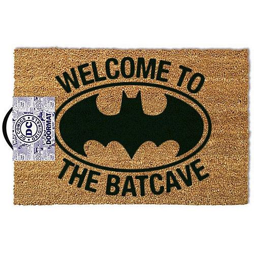 Коврик Pyramid: DC Бэтмен Добро пожаловать в Бэт-пещеру, GP85021 - разноцветный от Pyramid