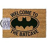 Коврик Pyramid: DC Бэтмен Добро пожаловать в Бэт-пещеру, GP85021
