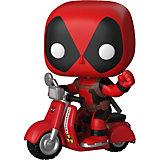 Фигурка Funko POP! Rides: Deadpool Дэдпул и скутер, 30969