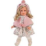 Кукла Llorens Люсия 40 см