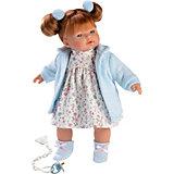 Кукла Llorens Лея 33 см со звуком