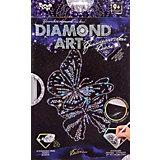 Набор для творчества Danko Toys Алмазная аппликация Бабочки
