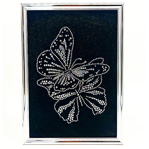 Набор для творчества Danko Toys Алмазная аппликация Бабочки от Danko Toys