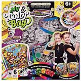 Набор для творчества Danko Toys Сумка-раскраска Совята