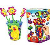 Набор для творчества Danko Toys 3 в 1 Сделай вазу. Слепи магнитик. Укрась картину, набор № 2