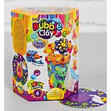 Набор для творчества Danko Toys 3 в 1 Сделай вазу. Слепи магнитик. Укрась картину, набор № 4