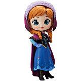 Фигурка Bandai Q Posket Disney Characters Анна в обычной цветовой версии, BDQ2