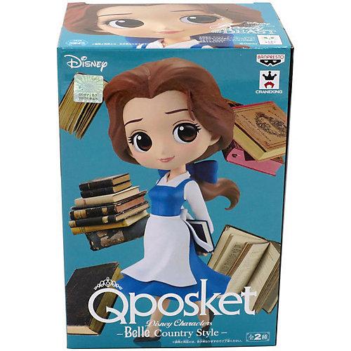 Фигурка Bandai Q Posket Disney Characters Белль в обычной цветовой версии, BDQ4 от BANDAI