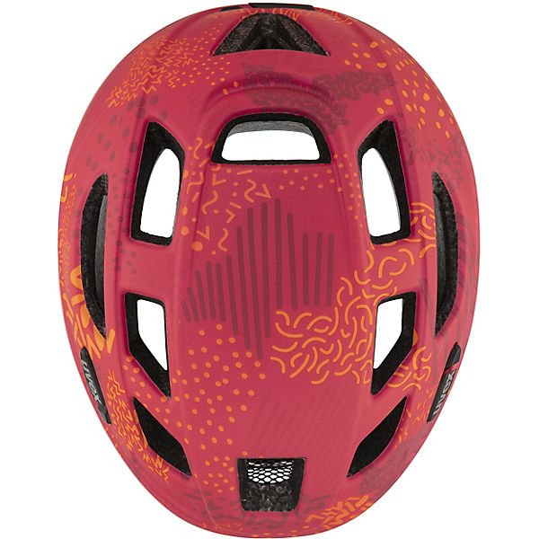 Fahrradhelm Finale Jr Cc Red Orange M 51 55 Cm Uvex Mytoys