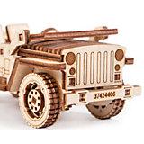 Сборная модель Wood Trick Джип