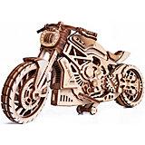 Сборная модель Wood Trick Мотоцикл DMS