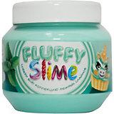 Слайм Monster's Slime Fluffy Мятный с ароматом мяты, 250 мл