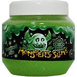 Слайм классический Monster's Slime Розовый лед, 250 мл