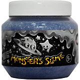 Слайм классический Monster's Slime Золотой космос, 120 мл