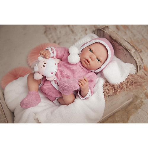 Кукла-пупс Arias ReBorns Elina 40 см, Т17431 от Arias