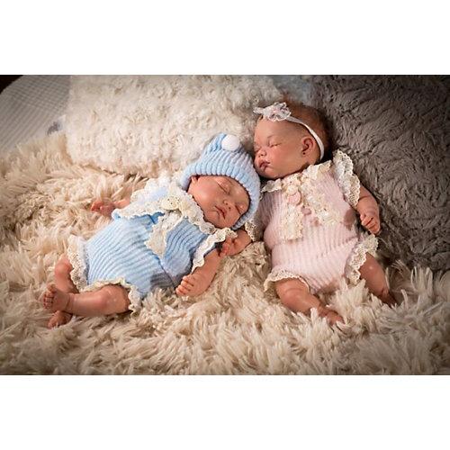Куклы-пупсы близнецы Arias ReBorns Gemelos 30 см, Т11137 от Arias