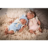 Куклы-пупсы близнецы Arias ReBorns Gemelos 30 см, Т11137