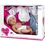 Кукла-пупс Arias Elegance Natal 33 см, Т11079