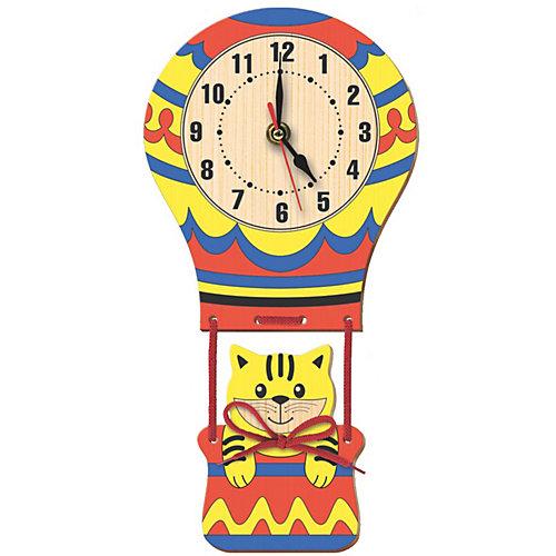 """Набор для выпиливания лобзиком Десятое королевство """"Часы. Воздушный шар"""" от Десятое королевство"""