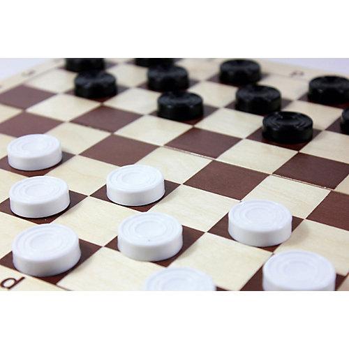 """Настольная игра Десятое королевство """"Шахматы и шашки"""" от Десятое королевство"""