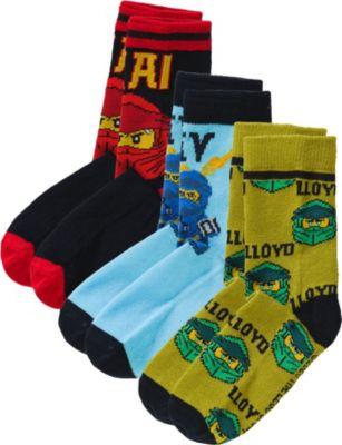 LEGO Jungen Socken