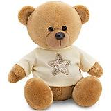 Мягкая игрушка Orange Медведь Топтыжкин коричневый: Звезда, 25 см