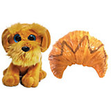 Мягкая игрушка-трансформер Sweet Pups Сладкие щенки, Шнауцер