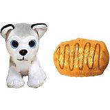 Мягкая игрушка-трансформер Sweet Pups Сладкие щенки, Хаски