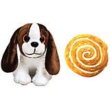Мягкая игрушка-трансформер Sweet Pups Сладкие щенки, Бигль