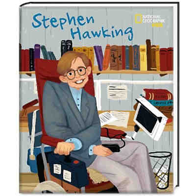National Geographic Kids: Stephen Hawking