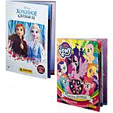 Альбомы Panini Холодное сердце 2 (Frozen 2); My Little Pony 2
