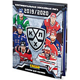Альбом для наклеек Panini КХЛ сезон 2019-20