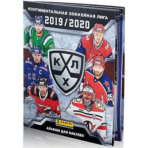 Наклейки Panini КХЛ сезон 2019-20, 5 наклеек от Panini
