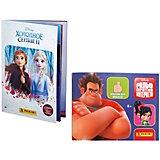 Альбомы Panini Холодное сердце 2 (Frozen 2); Ральф против интернета