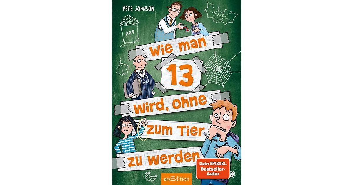 Image of Buch - Wie man 13 wird, ohne zum Tier zu werden, Band 2