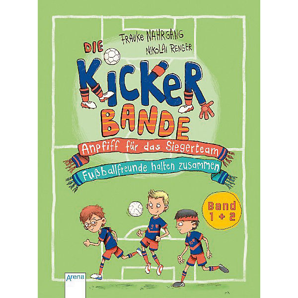 Die Kickerbande, Band 1