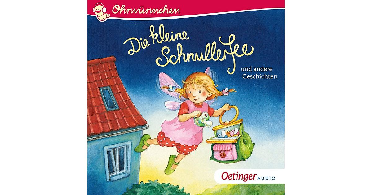 Die kleine Schnullerfee, 1 Audio-CD Hörbuch