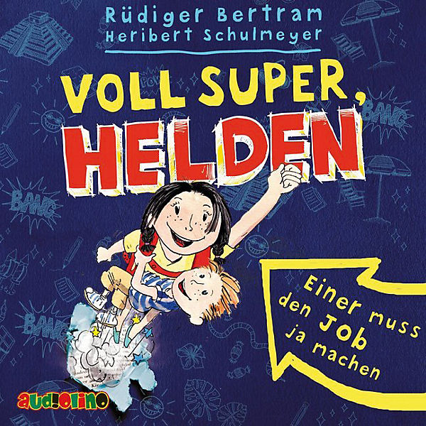 Voll super, Helden, 2 Audio-CD