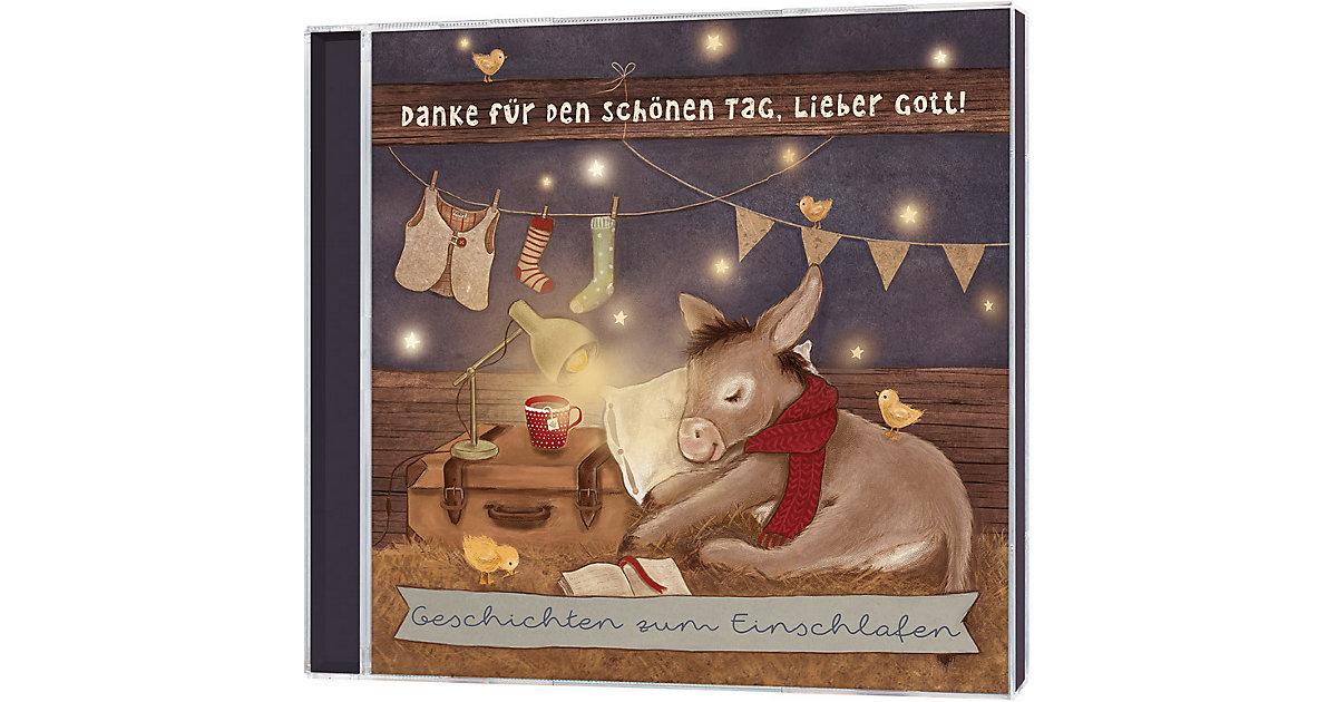 Hörbuch: Danke den schönen Tag, lieber Gott, 1 Audio-CD Hörbuch  Kleinkinder