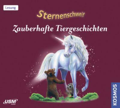 Sternenschweif: Zauberhafte Tiergeschichten, 2 Audio-CDs Hörbuch
